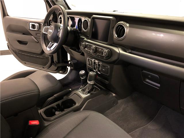 2019 Jeep Wrangler Unlimited Sahara (Stk: D0519) in Mississauga - Image 24 of 28