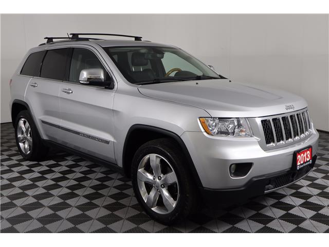 2013 Jeep Grand Cherokee Overland 1C4RJFCG2DC515697 219349A in Huntsville