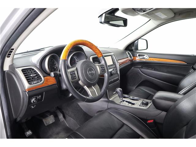 2013 Jeep Grand Cherokee Overland (Stk: 219349A) in Huntsville - Image 17 of 35