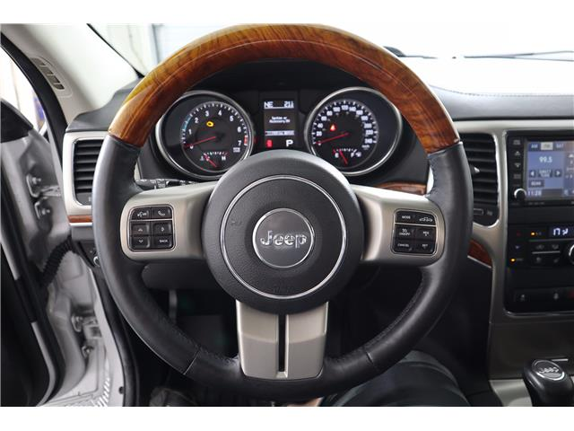 2013 Jeep Grand Cherokee Overland (Stk: 219349A) in Huntsville - Image 20 of 35