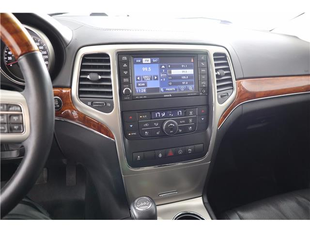 2013 Jeep Grand Cherokee Overland (Stk: 219349A) in Huntsville - Image 25 of 35