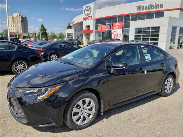 2020 Toyota Corolla LE (Stk: 20-057) in Etobicoke - Image 2 of 5