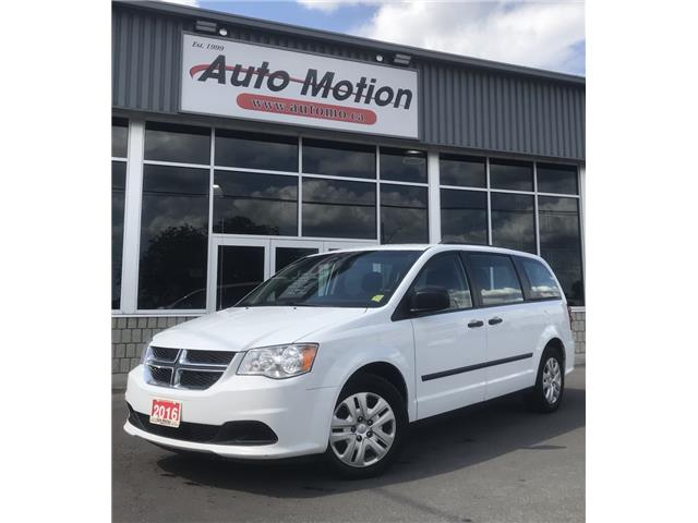 2016 Dodge Grand Caravan SE/SXT (Stk: 19961) in Chatham - Image 1 of 19