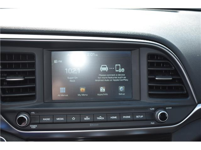 2019 Hyundai Elantra Preferred (Stk: P37072C) in Saskatoon - Image 6 of 19