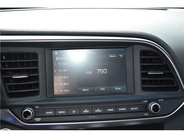 2019 Hyundai Elantra Preferred (Stk: P37072C) in Saskatoon - Image 7 of 19