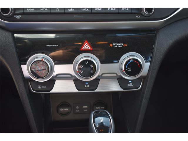 2019 Hyundai Elantra Preferred (Stk: P37072C) in Saskatoon - Image 8 of 19
