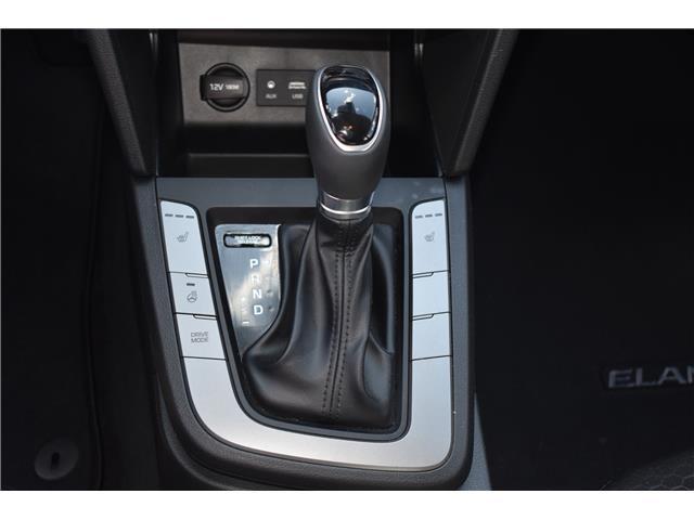 2019 Hyundai Elantra Preferred (Stk: P37072C) in Saskatoon - Image 9 of 19