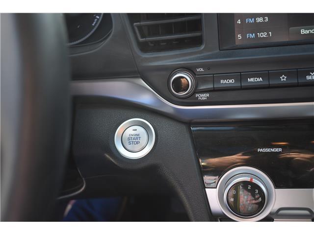 2019 Hyundai Elantra Preferred (Stk: P37072C) in Saskatoon - Image 11 of 19