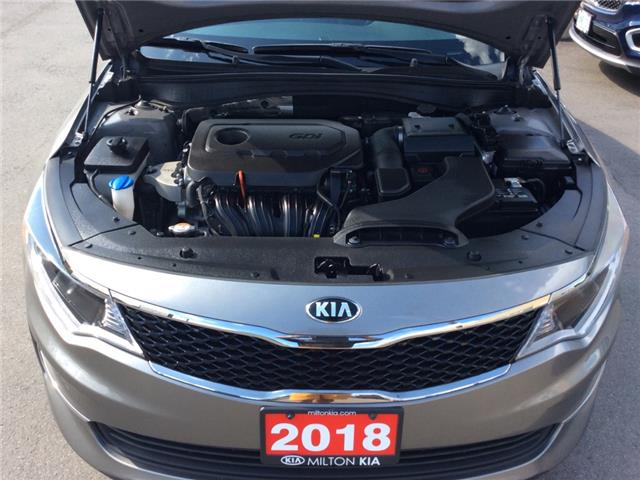 2018 Kia Optima  (Stk: P0108) in Milton - Image 10 of 17