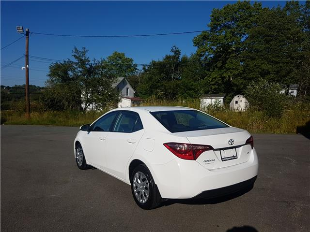 2017 Toyota Corolla LE (Stk: 00167) in Middle Sackville - Image 3 of 22