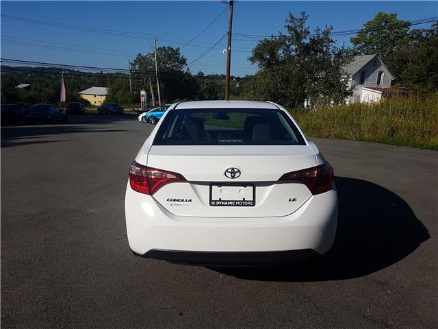 2017 Toyota Corolla LE (Stk: 00167) in Middle Sackville - Image 4 of 22