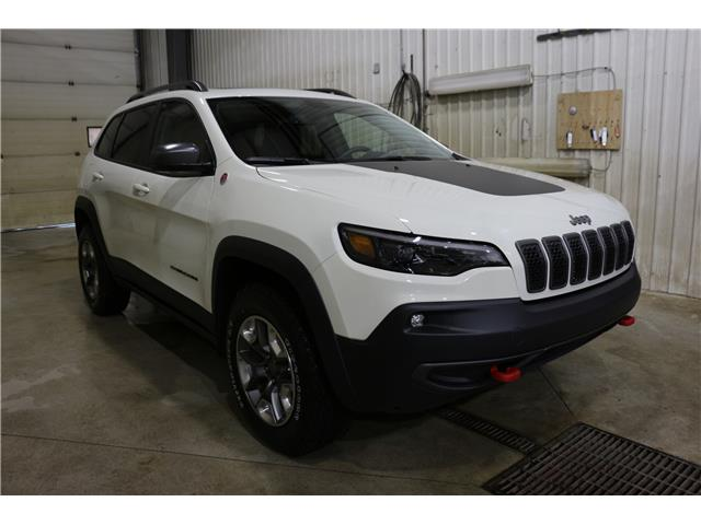 2019 Jeep Cherokee Trailhawk (Stk: KT110) in Rocky Mountain House - Image 4 of 30
