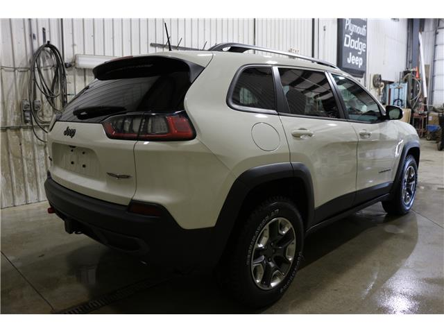 2019 Jeep Cherokee Trailhawk (Stk: KT110) in Rocky Mountain House - Image 8 of 30