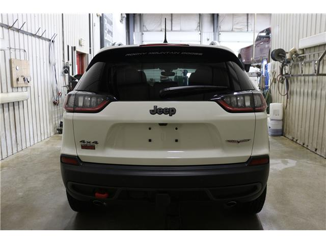 2019 Jeep Cherokee Trailhawk (Stk: KT110) in Rocky Mountain House - Image 9 of 30