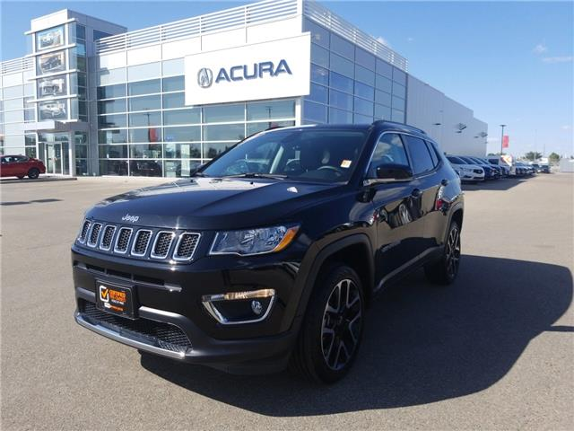2018 Jeep Compass Limited (Stk: A4051) in Saskatoon - Image 1 of 20
