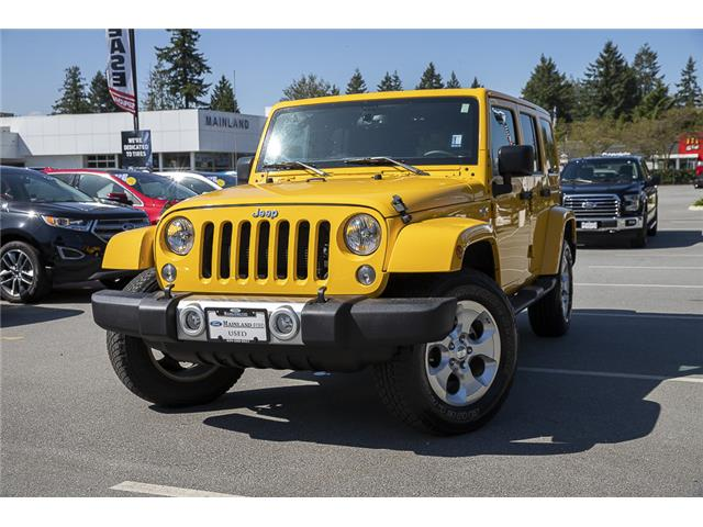2015 Jeep Wrangler Unlimited Sahara (Stk: P9262A) in Vancouver - Image 3 of 22