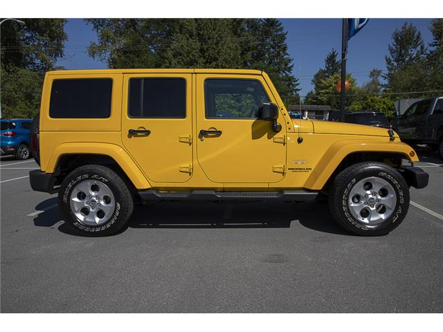 2015 Jeep Wrangler Unlimited Sahara (Stk: P9262A) in Vancouver - Image 8 of 22