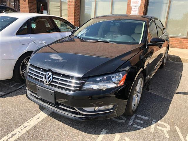 2012 Volkswagen Passat 2.5L Highline (Stk: 013746) in Vaughan - Image 1 of 1