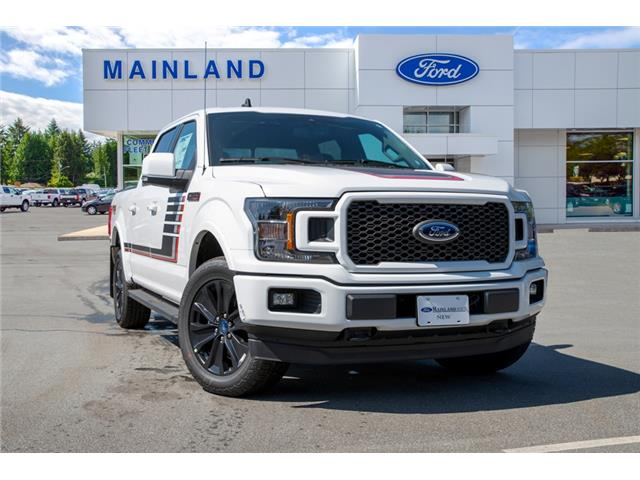 2019 Ford F-150 Lariat (Stk: 9F10865) in Vancouver - Image 1 of 25