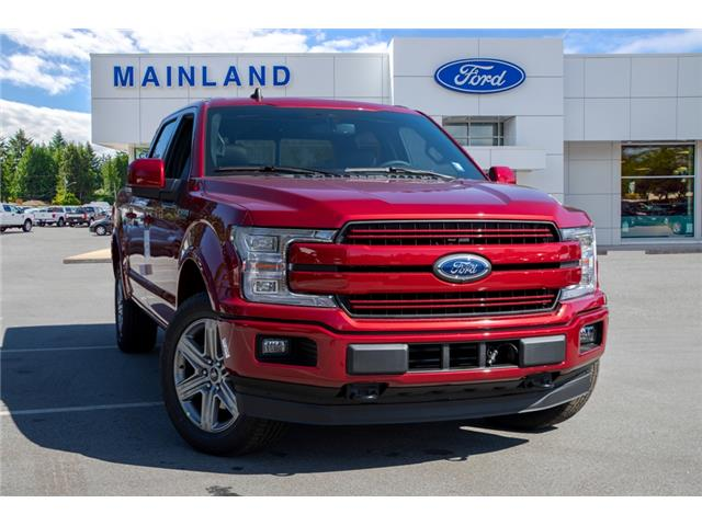 2019 Ford F-150 Lariat (Stk: 9F10872) in Vancouver - Image 1 of 27
