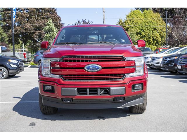 2019 Ford F-150 Lariat (Stk: 9F10872) in Vancouver - Image 2 of 27