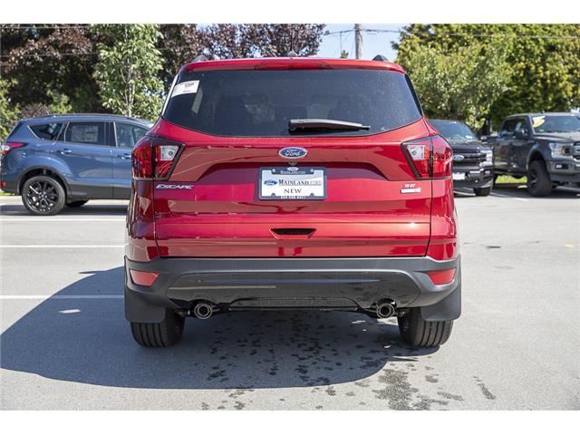 2019 Ford Escape SE (Stk: 9ES1378) in Vancouver - Image 6 of 25