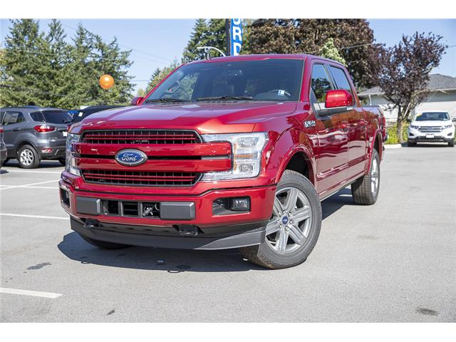 2019 Ford F-150 Lariat (Stk: 9F10872) in Vancouver - Image 3 of 27