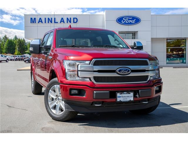 2019 Ford F-150 Platinum (Stk: 9F17637) in Vancouver - Image 1 of 22