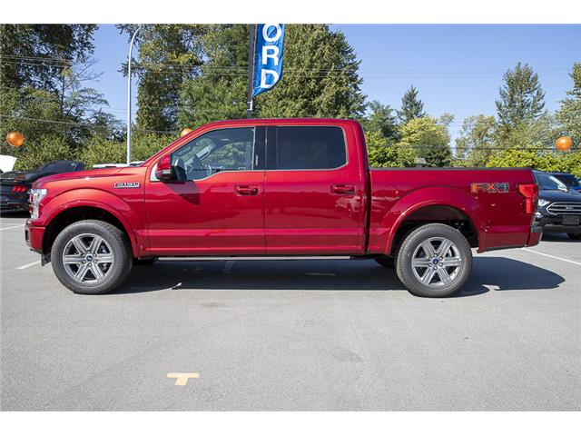 2019 Ford F-150 Lariat (Stk: 9F10872) in Vancouver - Image 4 of 27
