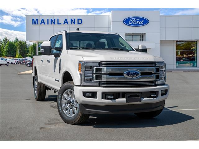 2019 Ford F-350 Limited (Stk: 9F34246) in Vancouver - Image 1 of 30