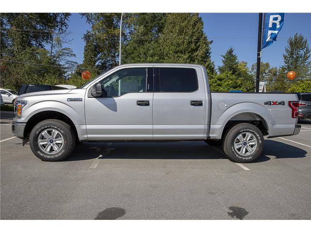 2019 Ford F-150 XLT (Stk: 9F12835) in Vancouver - Image 4 of 23