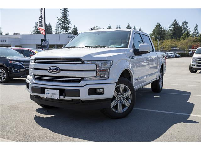 2019 Ford F-150 Lariat (Stk: 9F17763) in Vancouver - Image 3 of 27