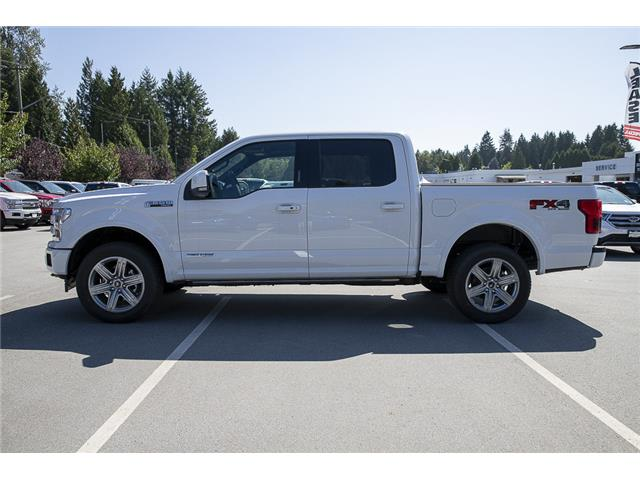 2019 Ford F-150 Lariat (Stk: 9F17763) in Vancouver - Image 4 of 27