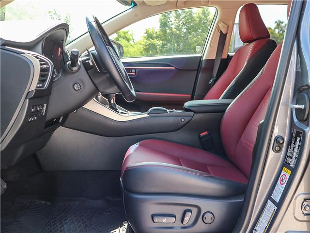 2018 Lexus NX 300  (Stk: 12343G) in Richmond Hill - Image 9 of 25