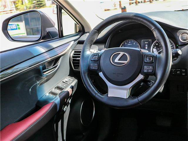 2018 Lexus NX 300  (Stk: 12343G) in Richmond Hill - Image 11 of 25