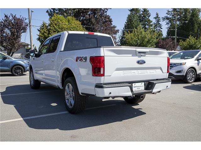 2019 Ford F-150 Lariat (Stk: 9F17763) in Vancouver - Image 5 of 27