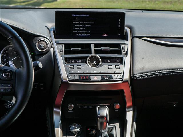 2018 Lexus NX 300  (Stk: 12343G) in Richmond Hill - Image 12 of 25