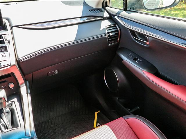 2018 Lexus NX 300  (Stk: 12343G) in Richmond Hill - Image 14 of 25