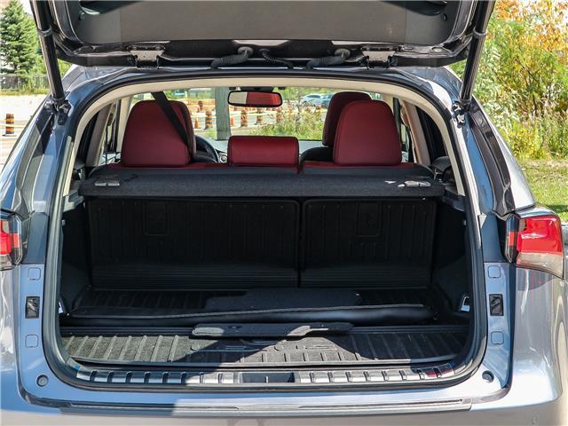 2018 Lexus NX 300  (Stk: 12343G) in Richmond Hill - Image 18 of 25