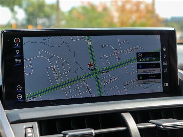 2018 Lexus NX 300  (Stk: 12343G) in Richmond Hill - Image 23 of 25