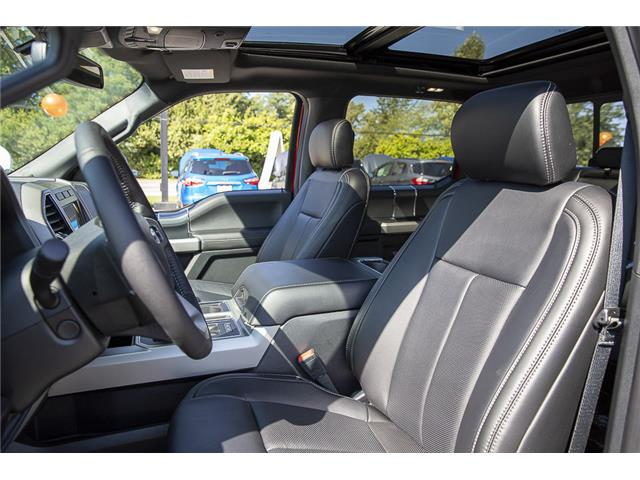 2019 Ford F-150 Lariat (Stk: 9F10872) in Vancouver - Image 11 of 27