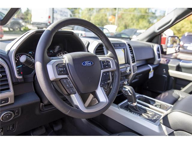 2019 Ford F-150 Lariat (Stk: 9F10872) in Vancouver - Image 12 of 27