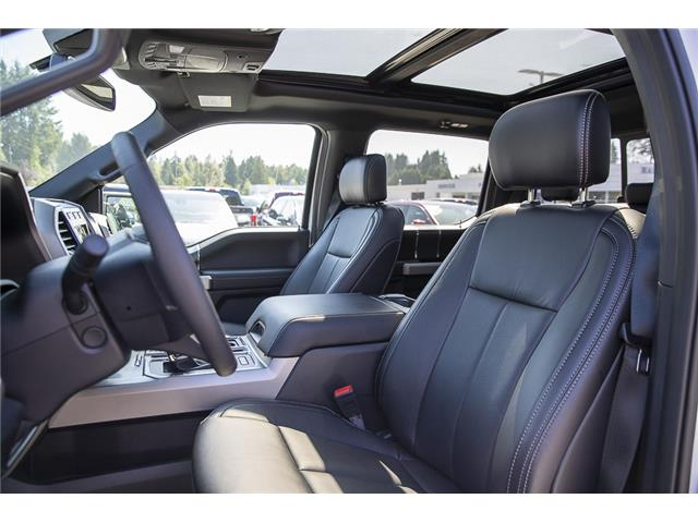 2019 Ford F-150 Lariat (Stk: 9F17763) in Vancouver - Image 10 of 27