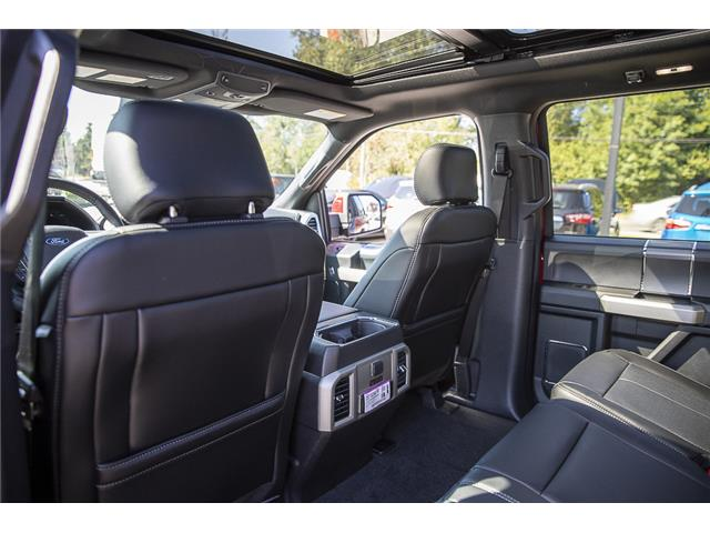 2019 Ford F-150 Lariat (Stk: 9F10872) in Vancouver - Image 13 of 27