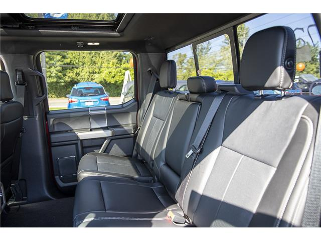 2019 Ford F-150 Lariat (Stk: 9F10872) in Vancouver - Image 14 of 27
