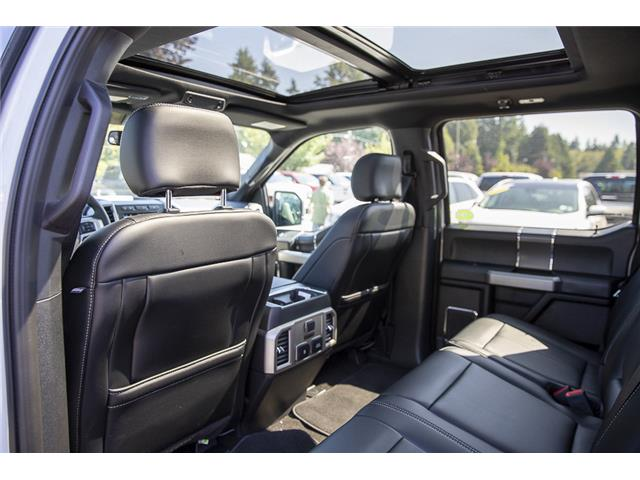 2019 Ford F-150 Lariat (Stk: 9F17763) in Vancouver - Image 12 of 27