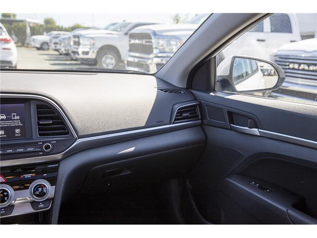 2020 Hyundai Elantra Preferred w/Sun & Safety Package (Stk: LE948586) in Abbotsford - Image 17 of 26