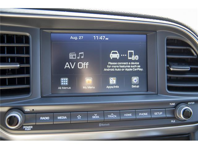 2020 Hyundai Elantra Preferred w/Sun & Safety Package (Stk: LE948586) in Abbotsford - Image 21 of 26