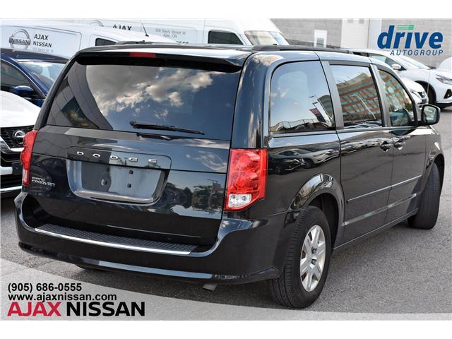 2013 Dodge Grand Caravan SE/SXT (Stk: U600A) in Ajax - Image 8 of 26