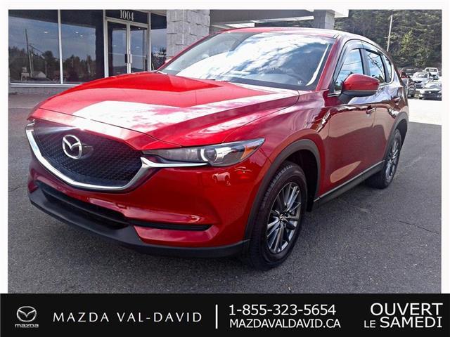 2017 Mazda CX-5 GS (Stk: 19438A) in Val-David - Image 1 of 28